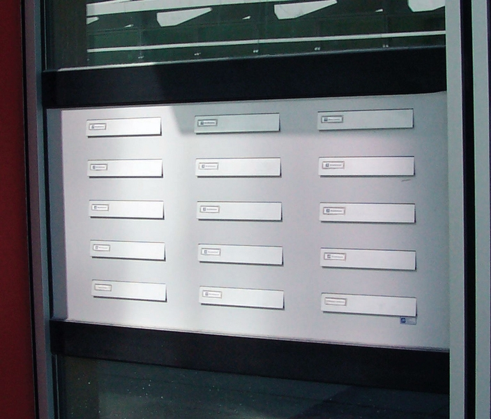 Prednost Vgradnih Poštnih Nabiralnikov