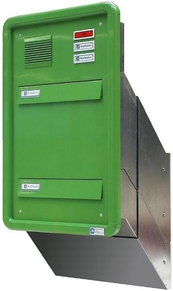 Poštni nabiralnik za ograje | MODEL 01-100