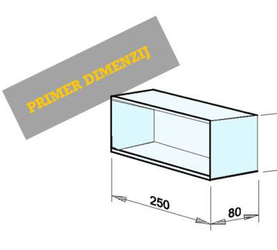 Poštni nabiralnik za ograje | MODEL 400x361