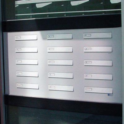 Vgradni Poštni Nabiralniki Za Vrata