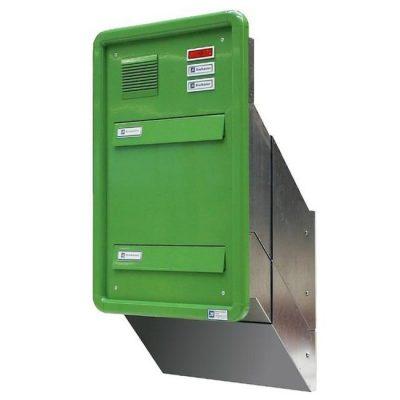 Model 01-100 – Poštni Nabiralnik Za Ograjo