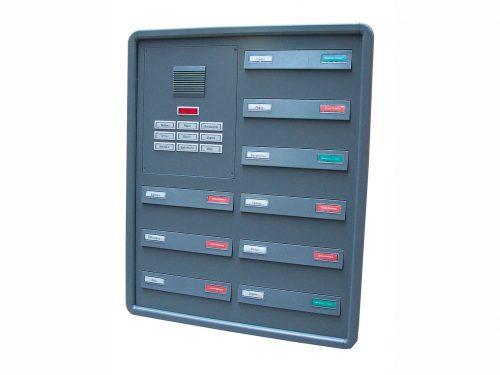 Model 01-300 – Vgradni poštni nabiralnik