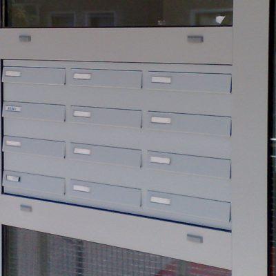 Model 02-700 – Poštni Nabiralnik Za Vrata