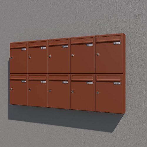 Poštni nabiralnik – Model 04-400 3