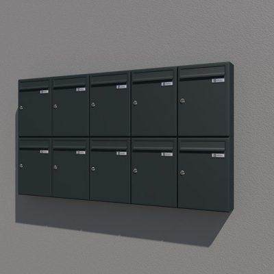 Poštni Nabiralnik – Model 04-400