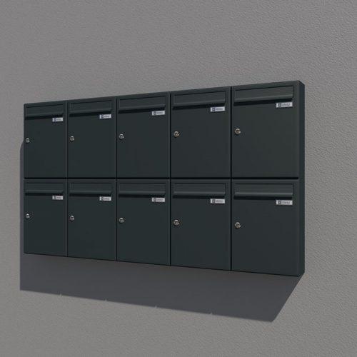 Poštni nabiralnik – Model 04-400 4