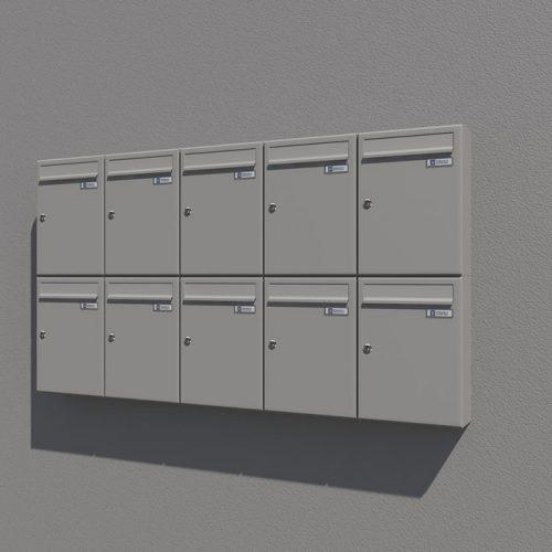 Poštni nabiralnik – Model 04-400 5