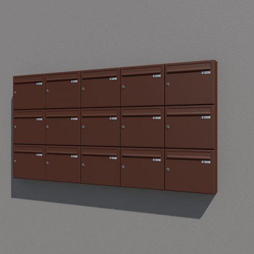 Poštni nabiralnik – Model 04-600 2