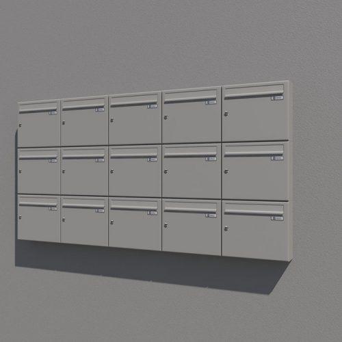 Poštni nabiralnik – Model 04-600 5