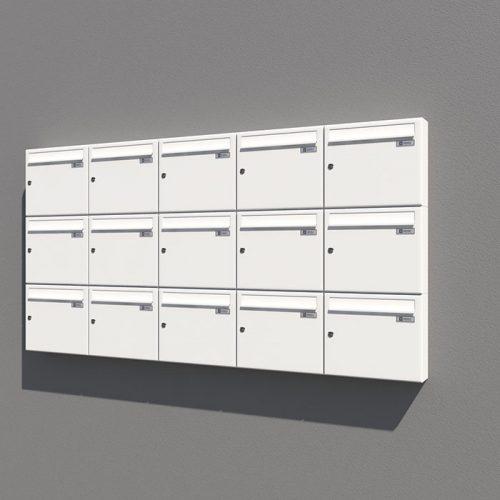 Poštni nabiralnik – Model 04-600 6