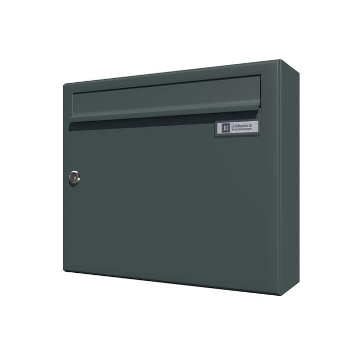 Poštni nabiralniki iz naše ponudbe imajo pokrov za pošto iz aluminija s tesnilom