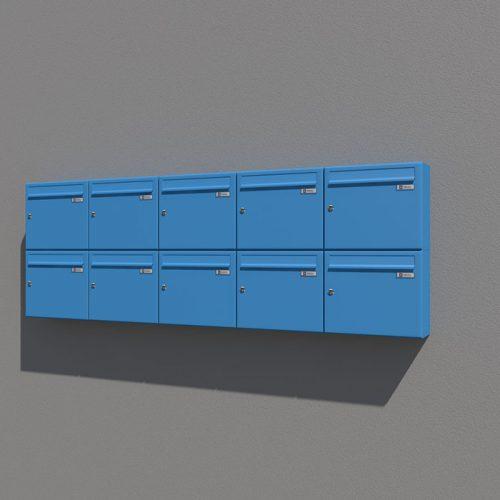 Poštni nabiralnik – Model 04-700 3
