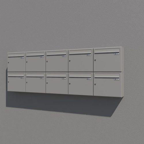 Poštni nabiralnik – Model 04-700 5