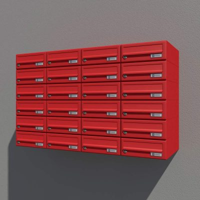 Poštni Nabiralnik – Model 08-200