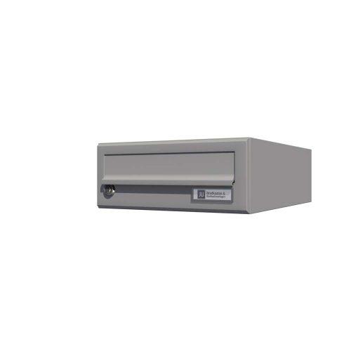 Stenski-poštni-nabiralnik—Model-08-200-Siva-posamezno