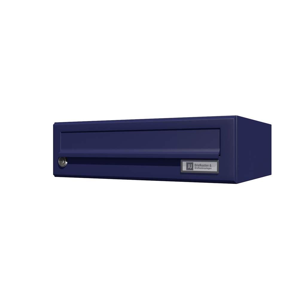 Vsaka ključavnica poštnega nabiralnika se upravlja samo z enim ključem