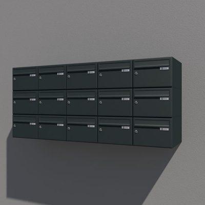Poštni Nabiralnik – Model 08-312