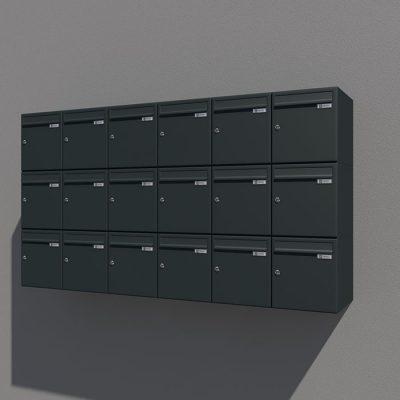 Poštni Nabiralnik – Model 08-322