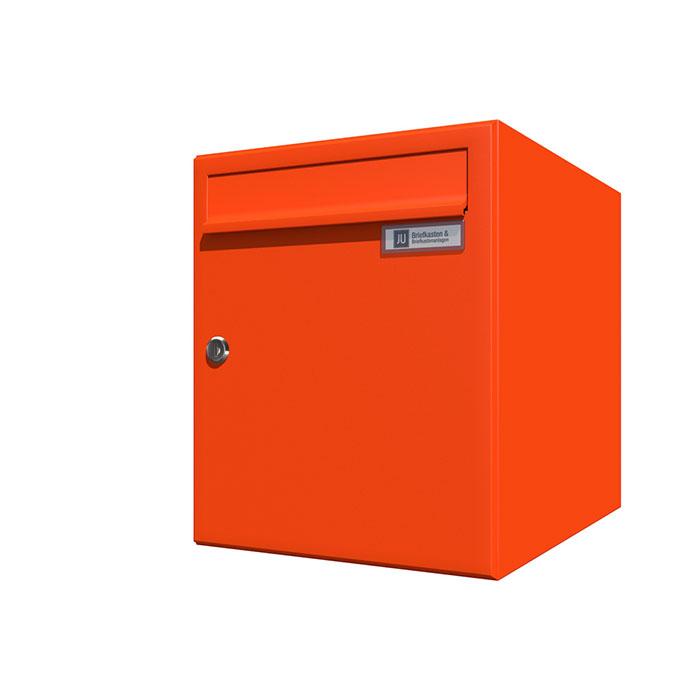 Za dolgotrajno življenjsko dobo poštnega nabiralnika in varnost poštnih pošiljk skrbi ohišje poštnega nabiralnika.