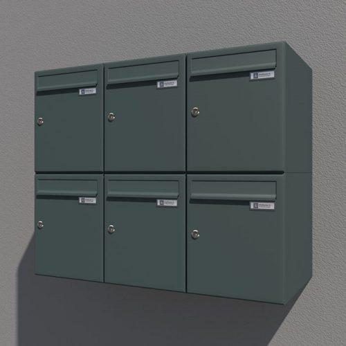 Poštni nabiralnik – Model 08-222 – 7