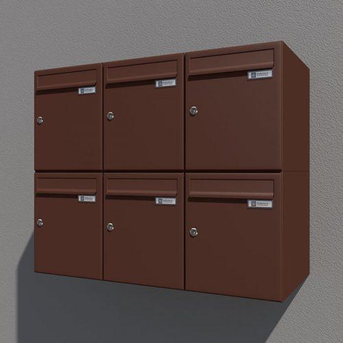 Poštni nabiralnik – Model 08-222 – 8