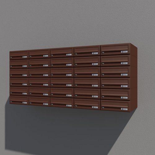 Poštni nabiralnik – Model 08-302 2