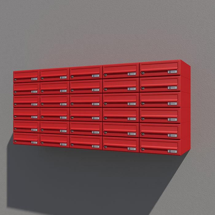 Stenski Poštni Nabiralniki