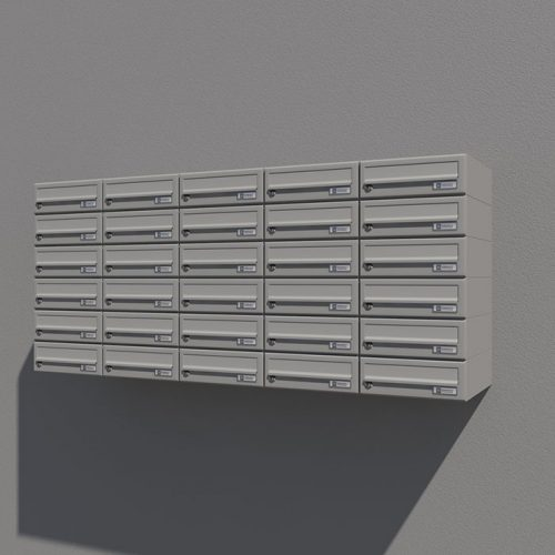 Poštni nabiralnik – Model 08-302 6