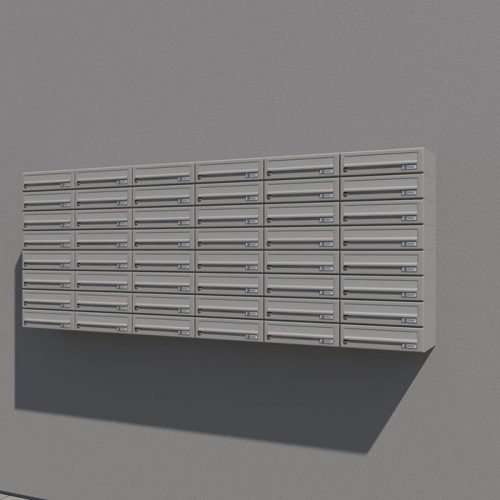 Poštni nabiralnik – Model 08-502 – 10