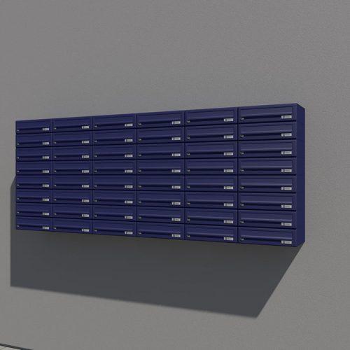 Poštni nabiralniki za večstanovanjske stavbe