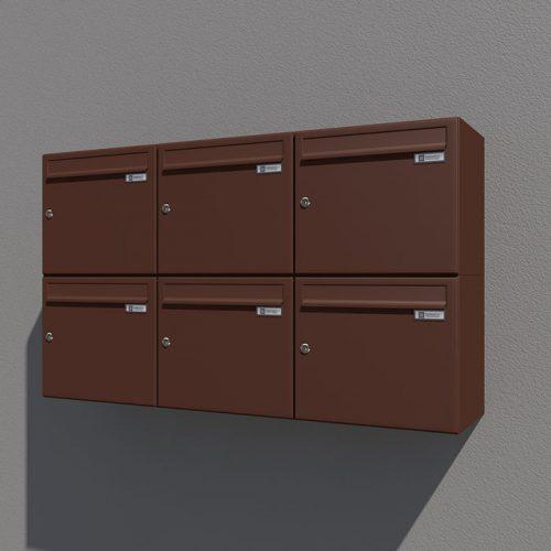Poštni nabiralnik – Model 08-522 2