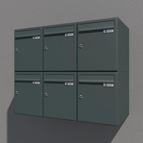 Poštni nabiralnik - Model 08-222