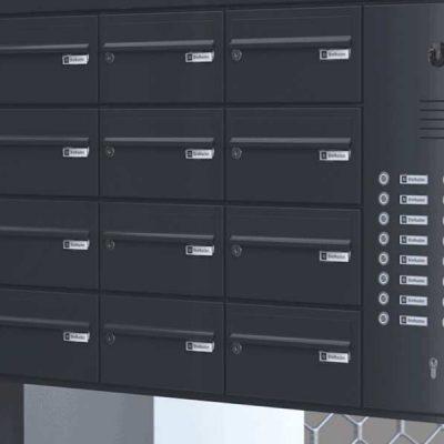 Standarni In Tehnične Specifikacije Za Poštni Nabiralnik
